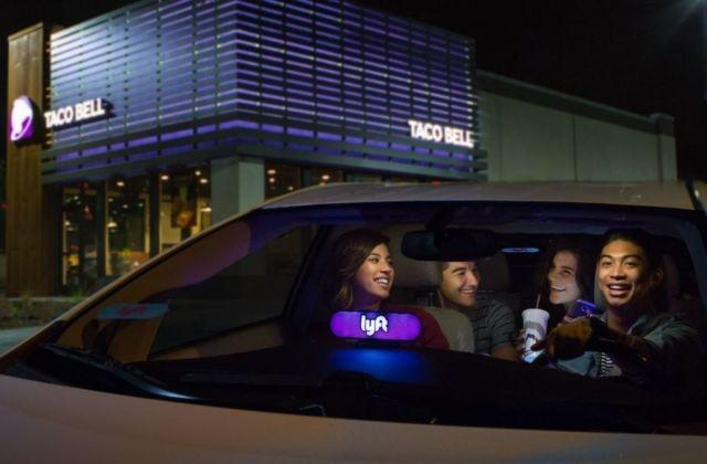 Taco Bell And Lyft Want You To Crave Them