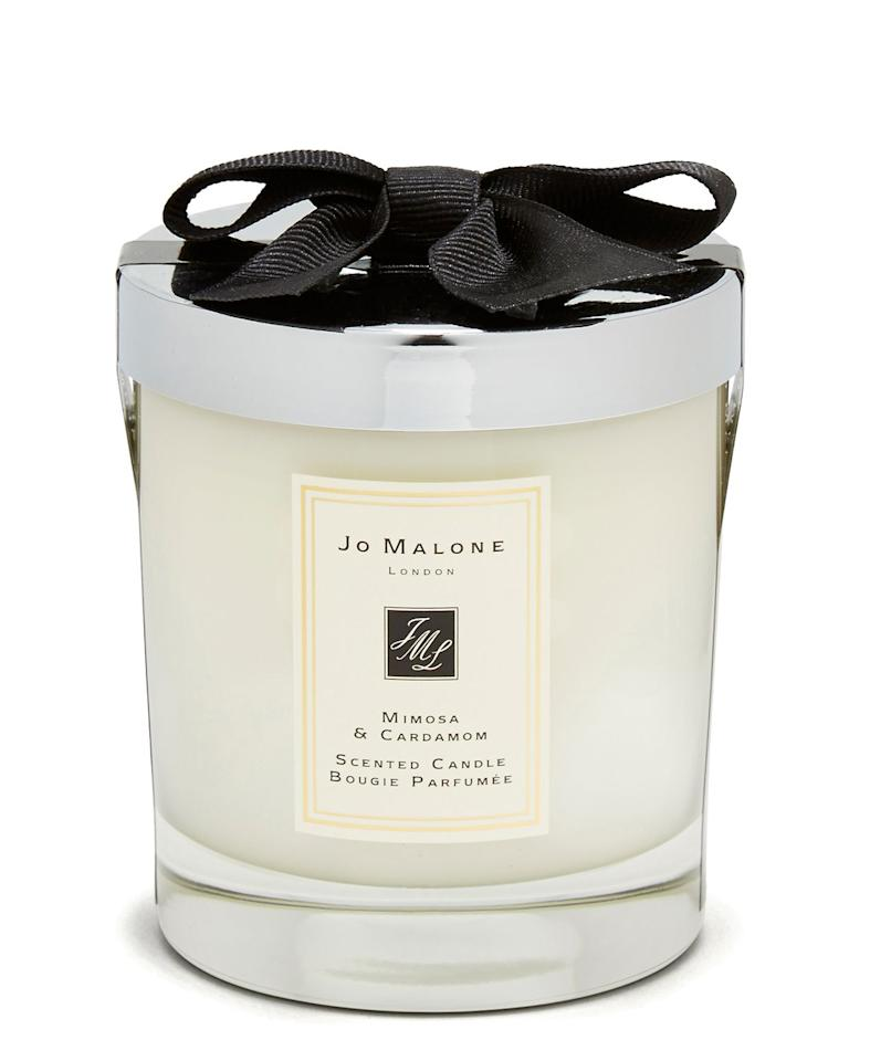 "<p><strong>Jo Malone London</strong></p><p>bloomingdales.com</p><p><strong>$67.00</strong></p><p><a href=""https://go.redirectingat.com?id=74968X1596630&url=https%3A%2F%2Fwww.bloomingdales.com%2Fshop%2Fproduct%2Fjo-malone-london-mimosa-cardamom-home-candle%3FID%3D1496520&sref=https%3A%2F%2Fwww.oprahmag.com%2Fbeauty%2Fg31787655%2Fbest-luxury-candles%2F"" target=""_blank"">Shop Now</a></p><p>This luxurious smelling Mimosa & Cardamom perfumed candle will warm any living space and burns for up to forty-five hours.</p>"