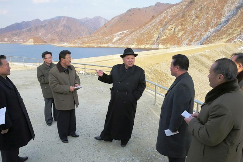 Kim Jong Un Warns Officials Not To Form 'Little Kingdoms'