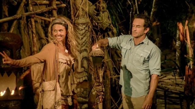 'Survivor' Castaway Libby Vincek on the Moment Her 'Heart Dropped' (Exclusive)