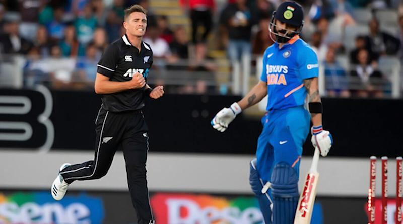 Virat Kohli Records the Worst Performance During IND vs NZ ODI Series 2020, Scores 75 Runs from Three Games