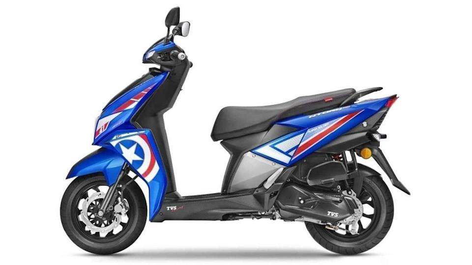 Attractive offers announced on TVS Ntorq 125 scooter