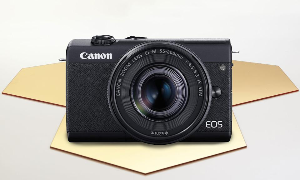 Holiday Gift Guide: Canon EOS M200