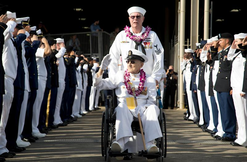 Pearl Harbor created the 'Greatest Generation.' Out of it came men like George H.W. Bush