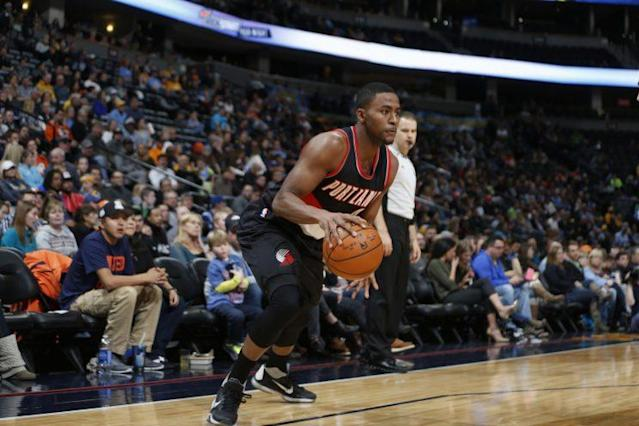 """<a class=""""link rapid-noclick-resp"""" href=""""/nba/players/5021/"""" data-ylk=""""slk:Maurice Harkless"""">Maurice Harkless</a> was solid for Portland in the playoffs. (AP)"""