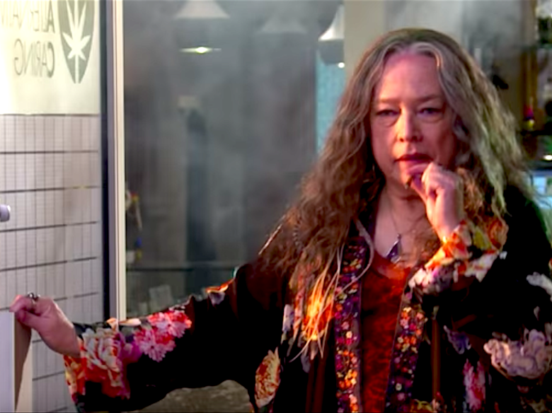 Disjointed: Kathy Bates Comedy from Chuck Lorre to Debut This Summer
