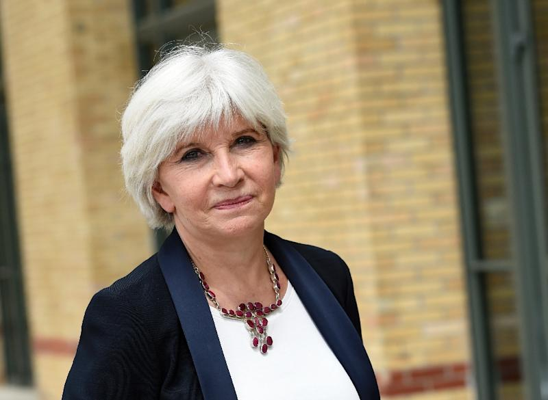 France's top climate diplomat, Laurence Tubiana, pictured on July 21, 2016, agreed that Donald Trump in the White House could do serious damage to the new climate regime (AFP Photo/Miguel Medina)