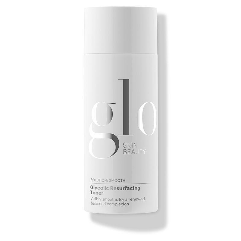 """<p><strong>Glo Skin Beauty</strong></p><p>dermstore.com</p><p><strong>$38.00</strong></p><p><a href=""""https://go.redirectingat.com?id=74968X1596630&url=https%3A%2F%2Fwww.dermstore.com%2Fproduct_Glycolic%2BResurfacing%2BToner_72876.htm&sref=https%3A%2F%2Fwww.marieclaire.com%2Fbeauty%2Fg35567295%2Fglycolic-acid-toners%2F"""" rel=""""nofollow noopener"""" target=""""_blank"""" data-ylk=""""slk:SHOP IT"""" class=""""link rapid-noclick-resp"""">SHOP IT</a></p><p>Typical toners target pores, but a 7 percent glycolic acid content gives this exfoliating formula a major boost. And if you notice your foundation sinking into fine wrinkles, a few drops on a cotton pad will work to smooth your canvas for makeup.<br></p>"""