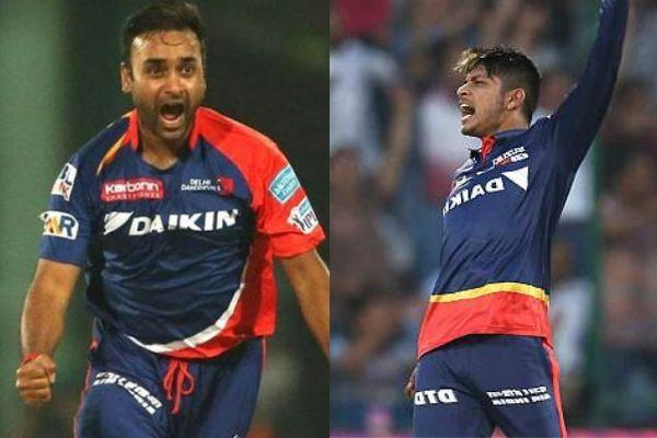 Amit Mishra and Sandeep Lamichanne could be the reckless wrist spinners for Delhi Capitals