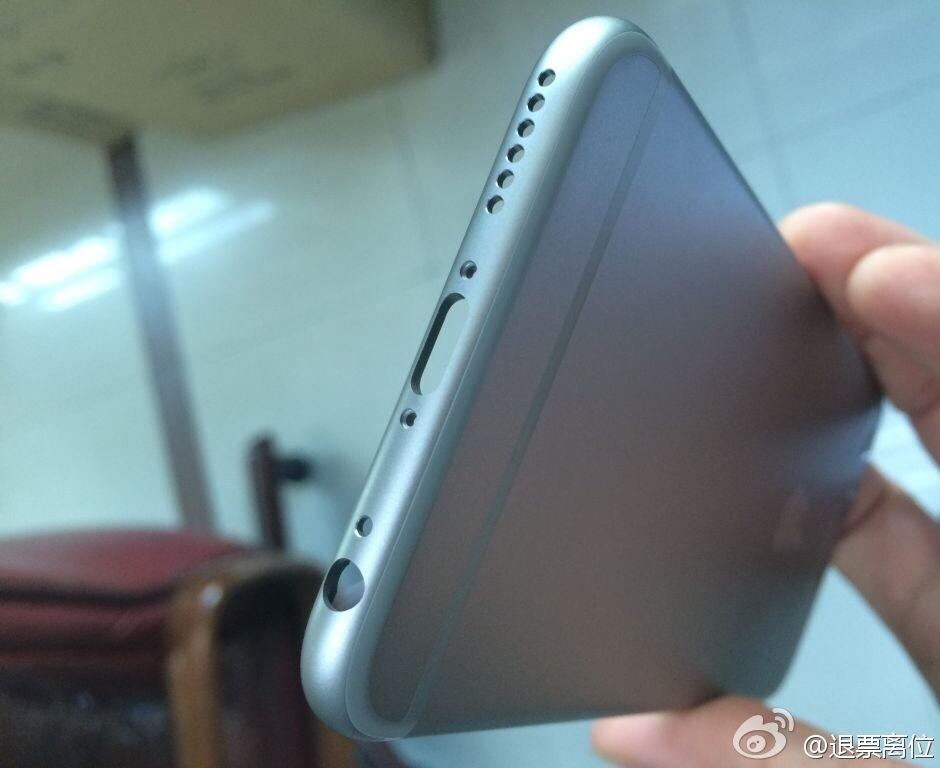 New iPhone 6 photo leak shows fully assembled housing… and it's still ugly