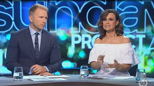 Lisa Wilkinson has taken aim at Prince Andrew following his Epstein interview. Photo: Network 10
