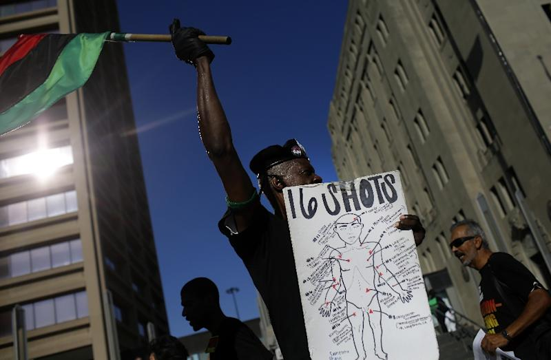 The killing of 17-year-old Laquan McDonald triggered months of protests in Chicago