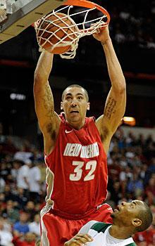 New Mexico is expecting more from former UCLA Bruin Drew Gordon in 2011-12