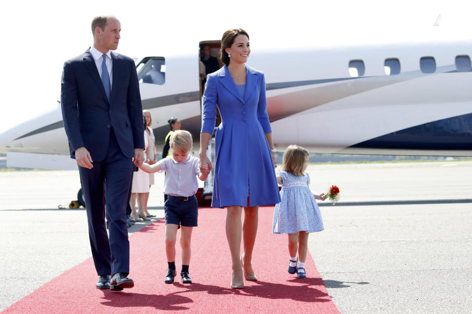 Overseas travel, designer clothing and security are just some of the expenses the royal family incurs [Photo: Getty]