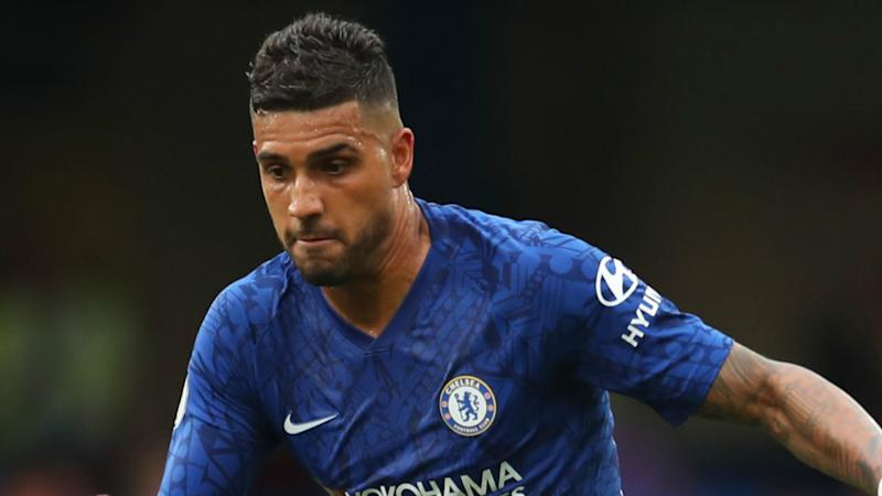 Juventus and Inter want Emerson Palmieri as Chelsea defender waits on offers