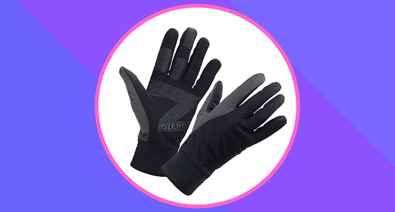 Amazon's no.1 best-selling touch-screen winter gloves are on sale for only $22