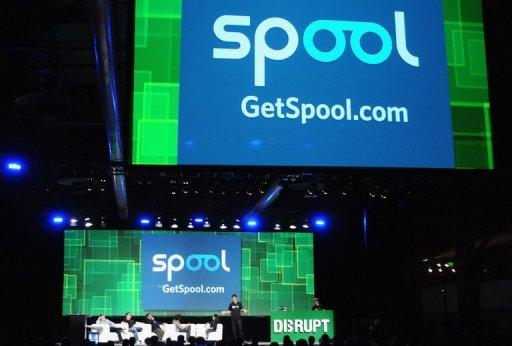 Spool, a startup specializing in bookmarking and sharing content on smartphones or tablets