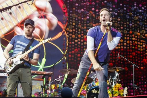 Coldplay frontman Chris Martin told the BBC they would not tour until they had figured out how concerts could be more 'sustainable'