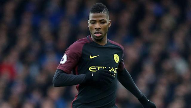 <p><strong>Birthday</strong>: October 3, 1996</p> <br><p>Symbol of Nigerian football amazing new generation, Manchester City's academy player Kelechi Iheanacho is yet to take over the Premier League with the Sky Blues. </p> <br><p>His pace and finishing made him a great supersub for Guardiola's side, scoring regularly when he plays, though appearances of late have been limited.</p> <br><p><strong>Also born in 1996</strong>: Donis Avdijaj (Schalke 04)</p>