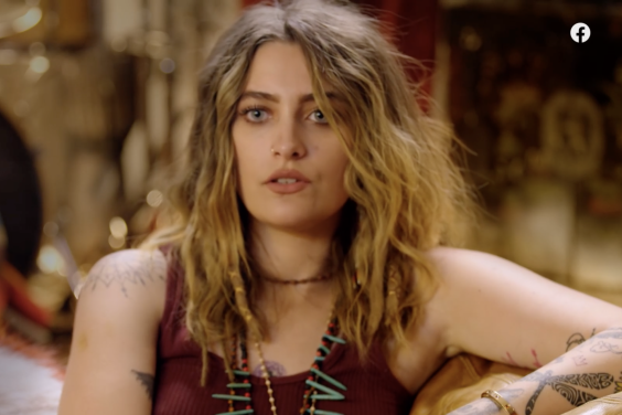 Paris Jackson has opened up about her struggles with body image and self-harm (Facebook)