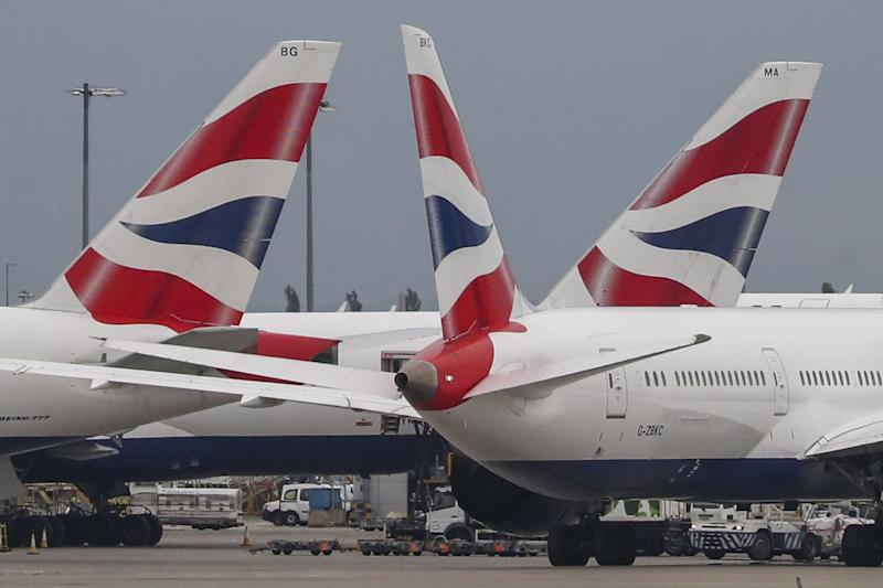 British Airways Owner Pares Growth Plan