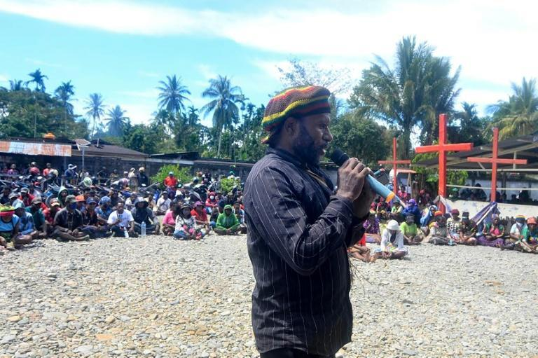 Papua's largely Christian and ethnic Melanesian population shares few cultural ties with the rest of Muslim-majority Indonesia, and the region has been the site of decades of separatist conflict