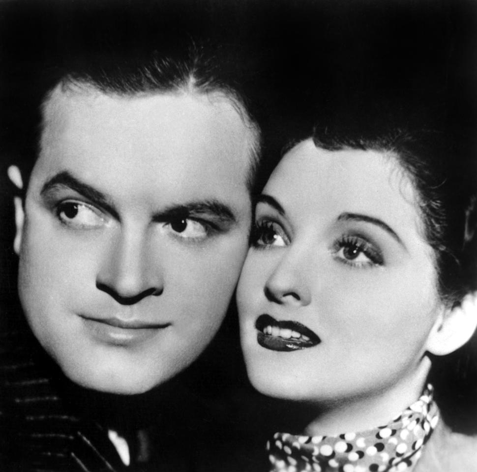"1934  The ""King of Comedy"" Bob Hope married Dolores Reade on this day. The two met during Hope's first stint on Broadway, when Reade was a performer at the Vogue Club; both claimed it was love at first sight. Hope tried to enlist to fight in World War II, but the U.S. armed forces felt he'd be more valuable as a performer, so Bob and Dolores began entertaining U.S. troops stationed around the world. The Hopes  were married for 69 years, until he died in 2003."