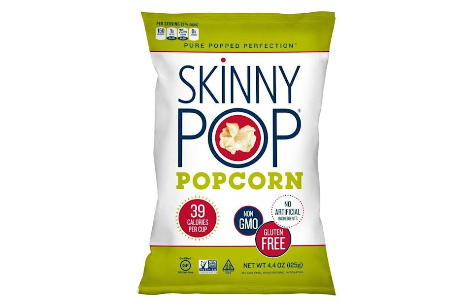 """<p><a class=""""link rapid-noclick-resp"""" href=""""https://www.target.com/p/skinnypop-174-original-popcorn-4-4oz/-/A-16654901"""" rel=""""nofollow noopener"""" target=""""_blank"""" data-ylk=""""slk:BUY NOW"""">BUY NOW</a> <strong><em>$4, target.com</em></strong><br></p><p>You can't call yourself a true Tarjay fan if you haven't thrown this into your cart.</p>"""