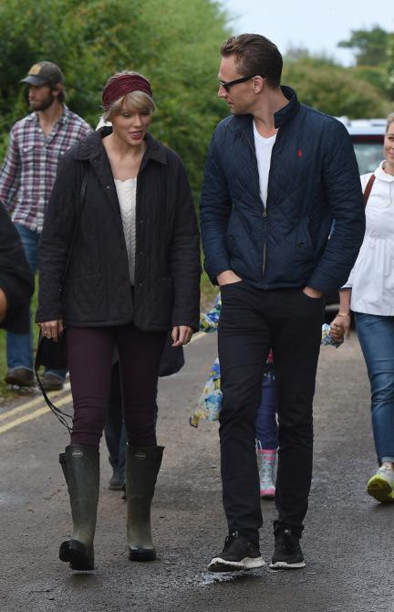 wenn248039972 Tom Hiddleston Cannot Escape His Past with Taylor Swift