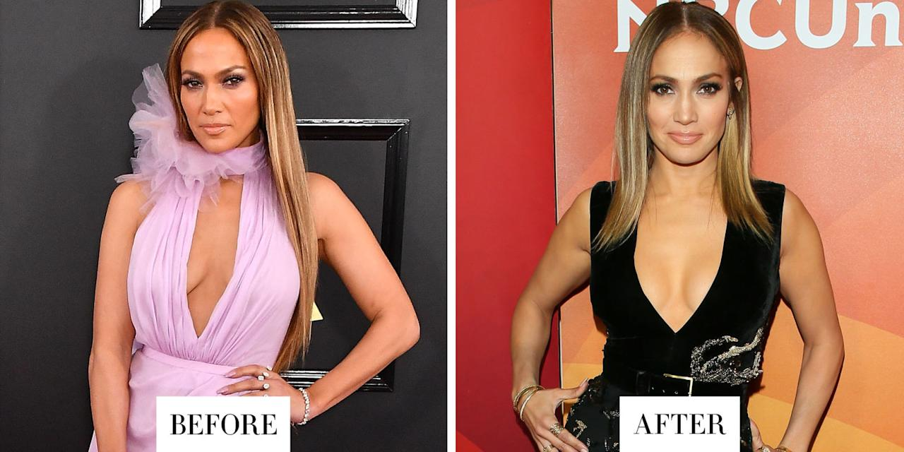 <p><strong>When:</strong>March 21, 2017</p><p><strong>What:</strong>Fresh Cut</p><p><strong>Why we love it: </strong>Is the Cher hair trend officially over? After months of embracingwaist-length hair, Jennifer Lopez just debuted a much shorter chop. After all, hairstylist Chris Appleton, the man responsible for the ultra-long trend, is also behind this fresh cut. We think it'sonly a matter of time now before Kim Kardashian follows suit.</p>