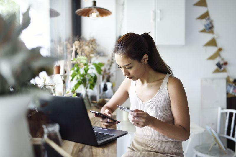 Online shopping has become crucial for some after the coronavirus pandemic. (Getty)