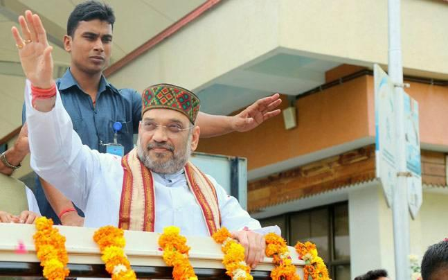 BJP to form next govt in Tripura without alliance says Amit Shah