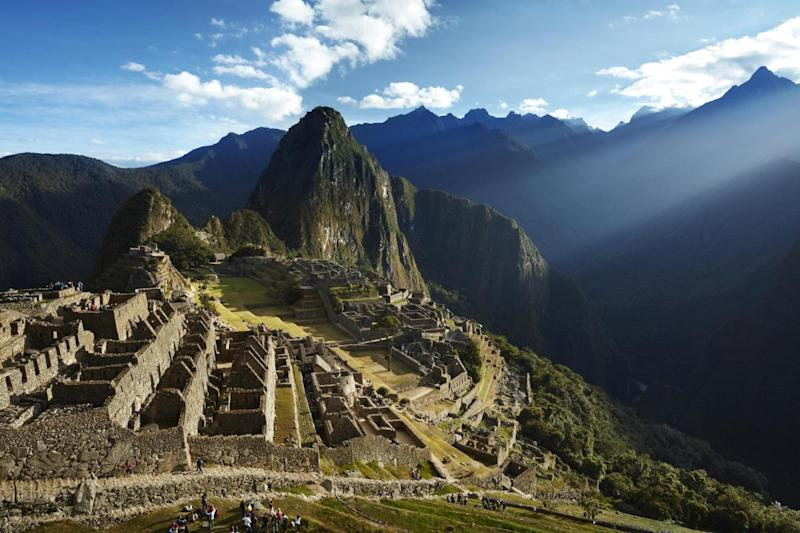Travel to Peru (Richard James Taylor)