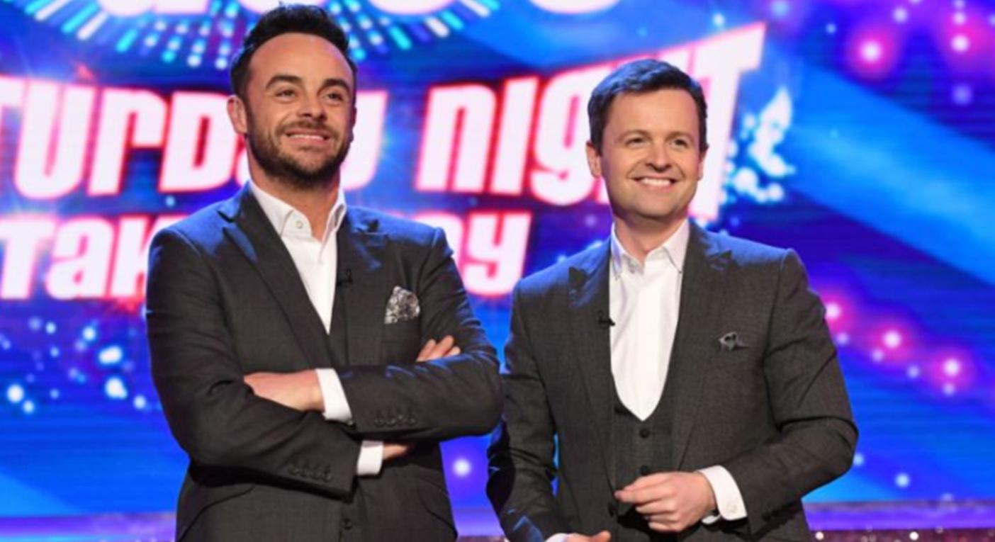 ITV confirms that Dec will host Britain's Got Talent live shows alone