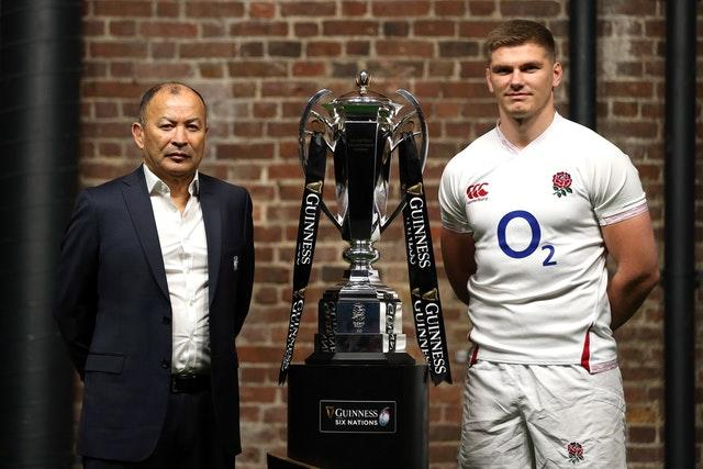 Eddie Jones and his coaches were not present at the team meeting