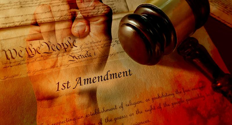 Court: Middle finger protected by the constitution