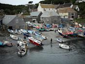 Cadgwith cove in Cornwall pictured in 2013 (Matt Cardy/Getty Images)