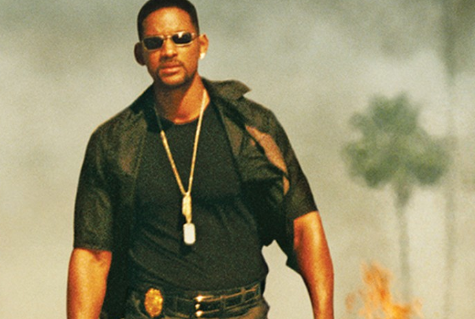Will Smith in 'Bad Boys' (Columbia Pictures)