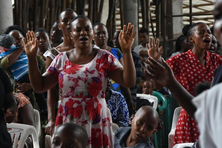 Breaking with the government's code of silence, the Roman Catholic Church in Tanzania warned its followers to protect themselves