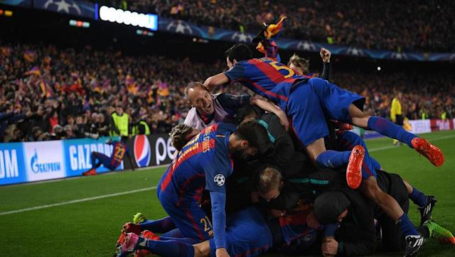<p><strong>Because they're one of the best team in the world?</strong></p> <br><p>At the beginning of each season, among the 3-4 polls favourites to lift the Champions League trophy, people will always give FC Barcelona. And there's a very simple reason to that: on paper, they're one of the best teams in the world, if not in the history of football. </p> <br><p>Despite a somewhat fragile defence, Barcelona has one of the deadliest attacking forces in the game, with the well-known MSN made of Lionel Messi, Luis Suarez and Neymar Jr. </p> <br><p>It's the same stuff behind these three with a team composed exclusively of world class players, all familiar with highly pressure and highly staked games. </p>
