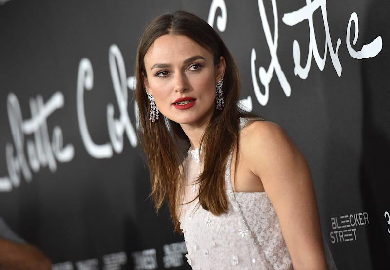 Keira Knightley Has Banned Her Daughter From Watching Two Disney Films