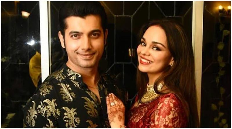 Sharad Malhotra, Who is Currently Shooting for Naagin 5 Tests Positive for COVID-19, Wife Ripci Bhatia Tests Negative