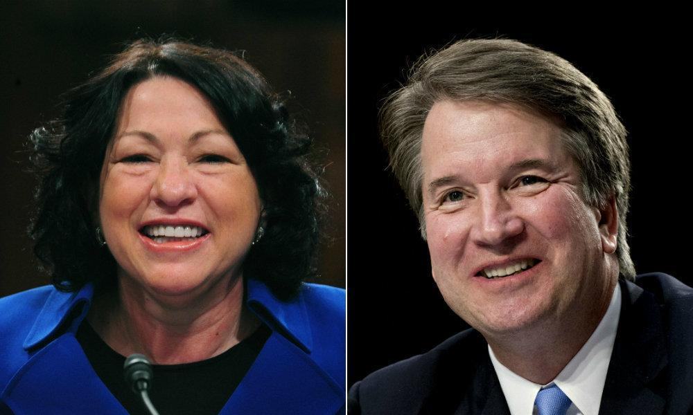 Yale Law School's 2009 statement on alumna Sonia Sotomayor's nomination to the Supreme Court exposed some of the extra hurdles women and people of color face in the legal world. (AFP/BLOOMBERG)