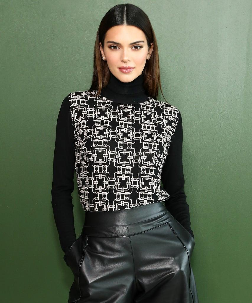 NEW YORK, NEW YORK – FEBRUARY 08: Kendall Jenner attends the Longchamp fashion show during February 2020 – New York Fashion Week: The Shows at Hudson Commons on February 08, 2020 in New York City. (Photo by Cindy Ord/Getty Images for NYFW: The Shows)