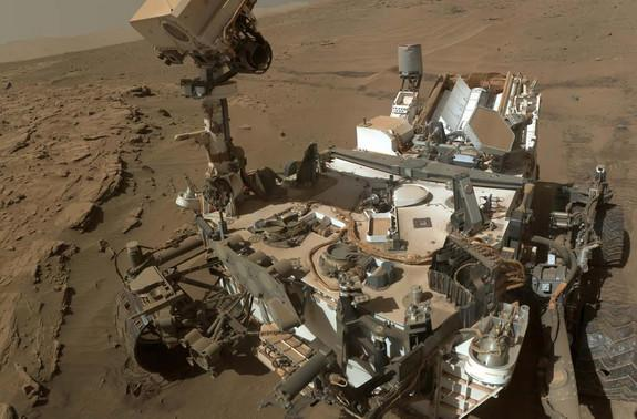 NASA's Curiosity rover has detected methane on Mars. Could the gas be coming from the rover itself?