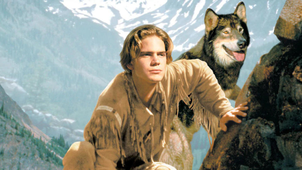 'White Fang 2: Myth of the White Wolf'. (Credit: Disney)