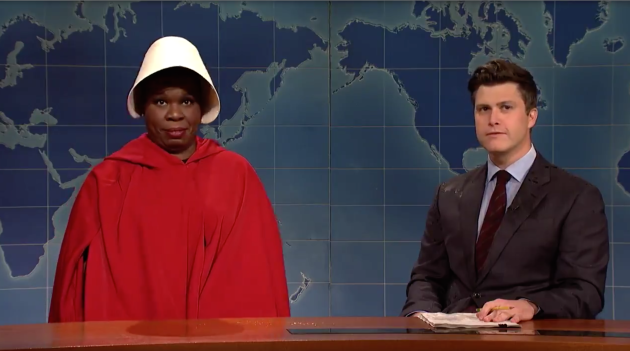 Leslie Jones, 'SNL' take on Alabama's abortion ban in season finale