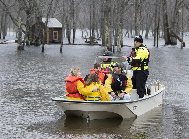 New Brunswick premier says province can handle flooding during COVID-19 crisis