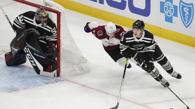 Shot suppression a positive for Blackhawks in Friday's loss