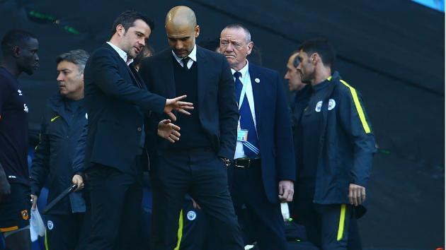 Top-four race will run until the final day, claims Guardiola